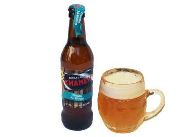 birra chiara al farro