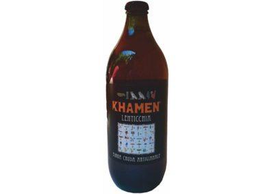 birra alla lenticchia 66cl
