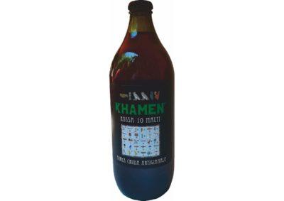 birra rossa 10 malti 66 cl