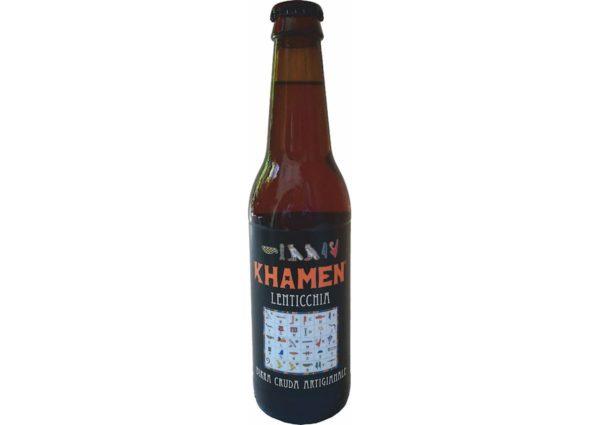 birra alla lenticchia da 33cl
