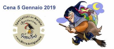 evento Befana 2019