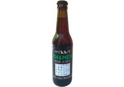 birra rossa 10 malti 33 cl